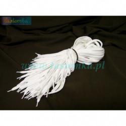 sznurowadła płaskie białe 70 kod 3070