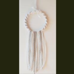 koronka Ażurowa korinex biała wz 34/1/60 szer 6,5 cm