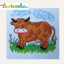 kanwa 15x15 krowa wz 0501