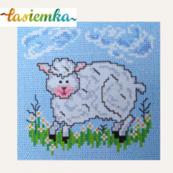 kanwa 15x15 owca  wz 0503