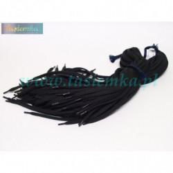 sznurowadła płaskie czarne 90 kod 5090
