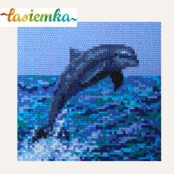 kanwa 15x15 delfin wz 0506