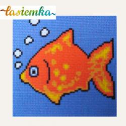 kanwa 15x15 rybka wz 0522
