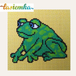 kanwa 15x15 żaba wz 0524