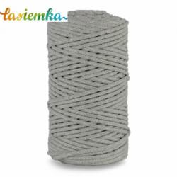 sznurek bawełniany 3mm kol 040 SZARY