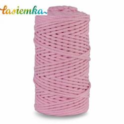 sznurek bawełniany 3mm kol 090 RÓŻOWY