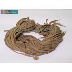 sznurowadła płaskie beż 140 kod 1140