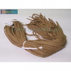 sznurowadła płaskie beż 160 kod 3160