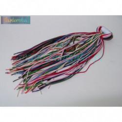 sznurowadła okrągłe cienkie 90 MIX KOLOR kod 1090