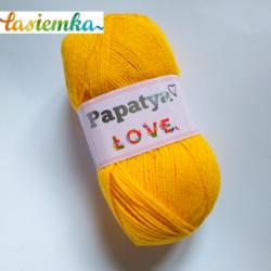 PAPATYA LOVE kol 7850 żółty