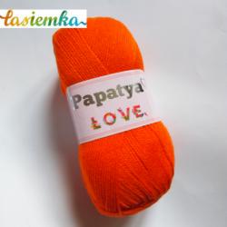 PAPATYA LOVE kol 8070 pomarańcz