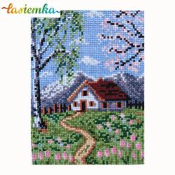kanwa 15x20 obraz wiosna wz 2000
