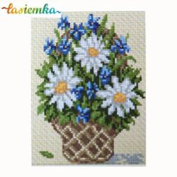 kanwa 15x20 kwiaty w koszyku wz 2010