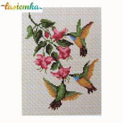 kanwa 18x24 kolibry  wz 5001