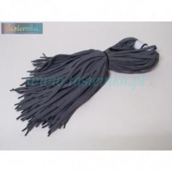 sznurowadła płaskie szary ciemny 80 kod 7080