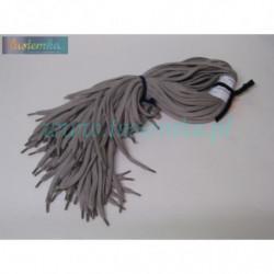 sznurowadła płaskie szary jasny 80 kod 7080