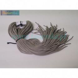 sznurowadła płaskie białe 80 kod 7080