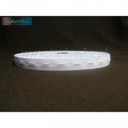 sznurowadła okrągłe grube czarne 160 kod 1160