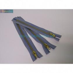 zamek nierodzielczy  metal 18 jeans 2327